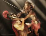 Gladiator Defeated? by Slofkosky