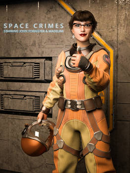 Space Crimes-Ready to Go!