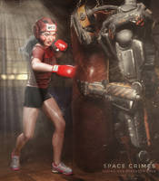 Space Crimes-Taking Her Strength Back