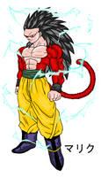 SSJ4 2 Goku Daizenshuu prev.