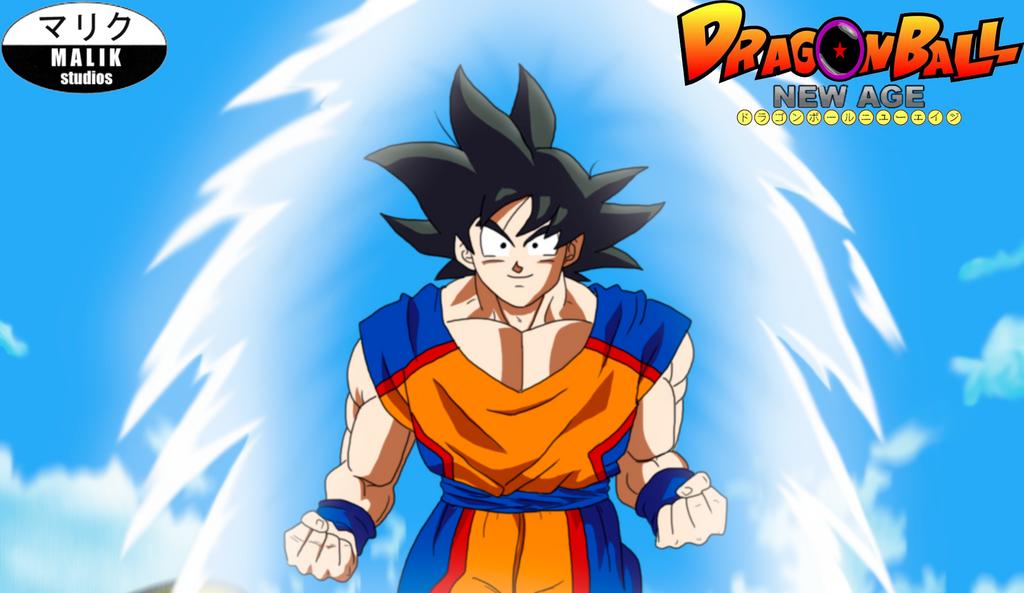 Draw Goku Step