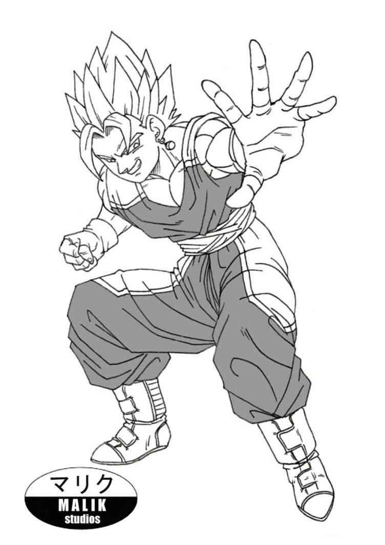 Fanmanga Dragon Ball New Age Page 66 Kanzenshuu