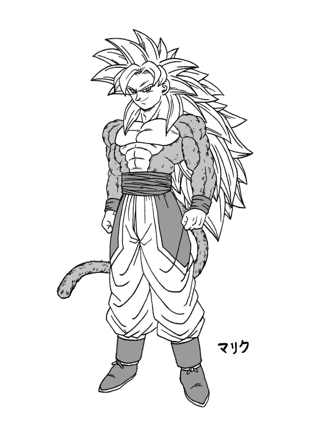 Goku Designs Wwwgalleryhipcom The Hippest Pics
