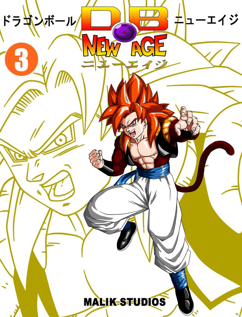 Dragon ball new age