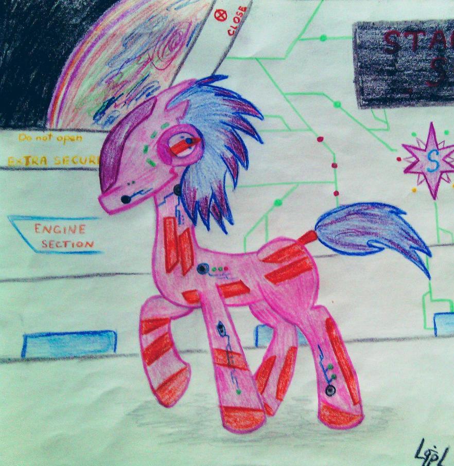 Future Pony by LiquidPlazma