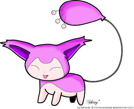 The skitty pokemon by tomokokawase on deviantart - Pokemon skitty ...