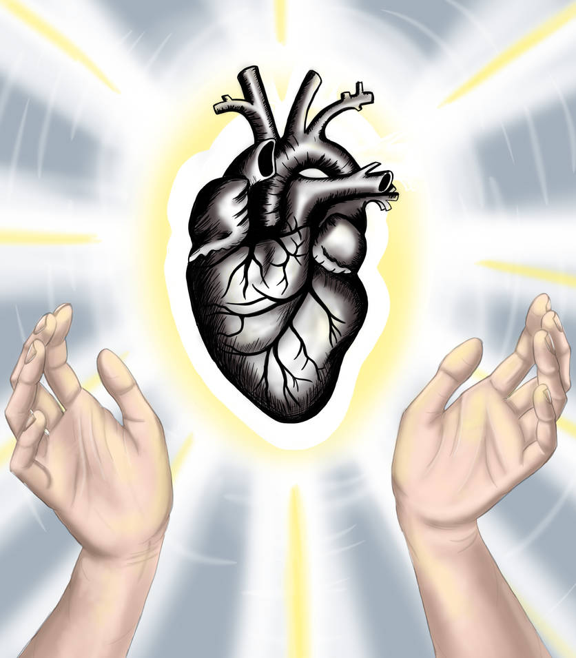 Saint Heart by BioGotham