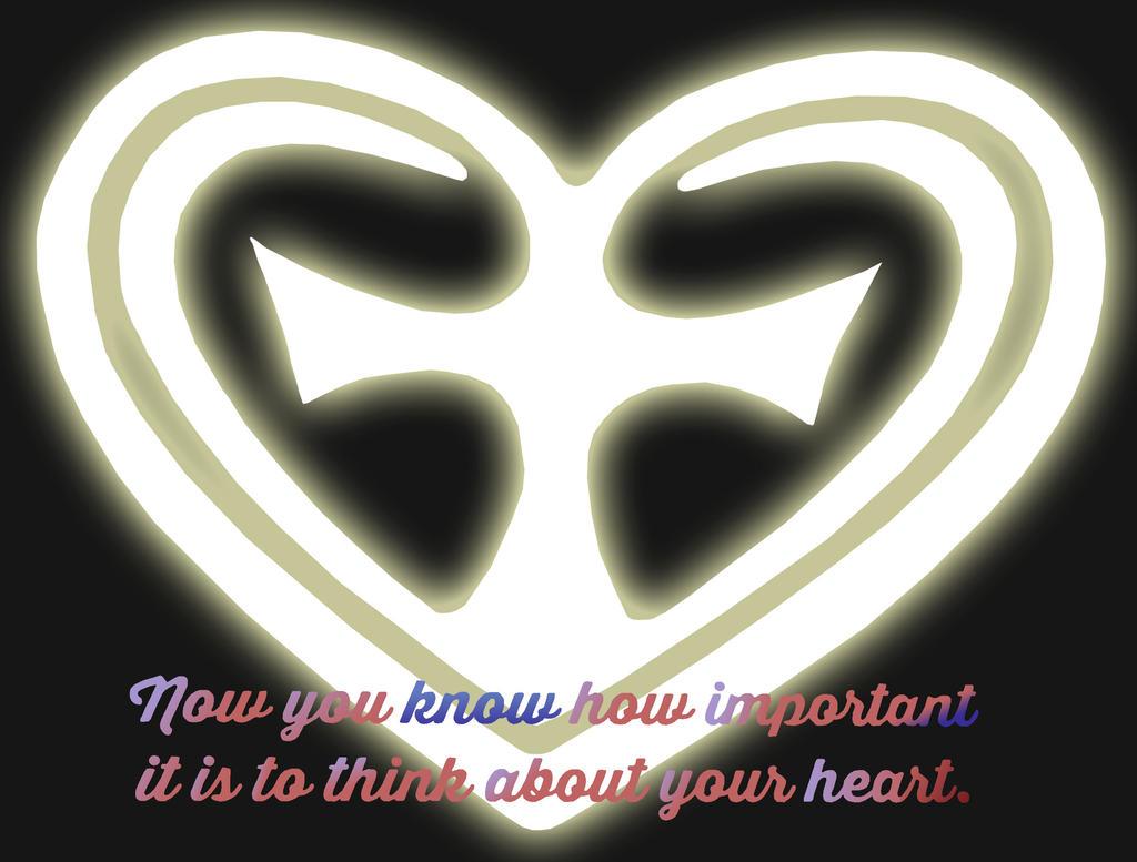 Heart Cross by Kipporah
