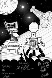 Mystery, Science and Theater by AstroVisionary