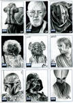 Topps Star Wars Galaxy Pt III
