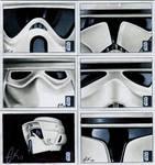 Topps Star Wars Galaxy Pt I