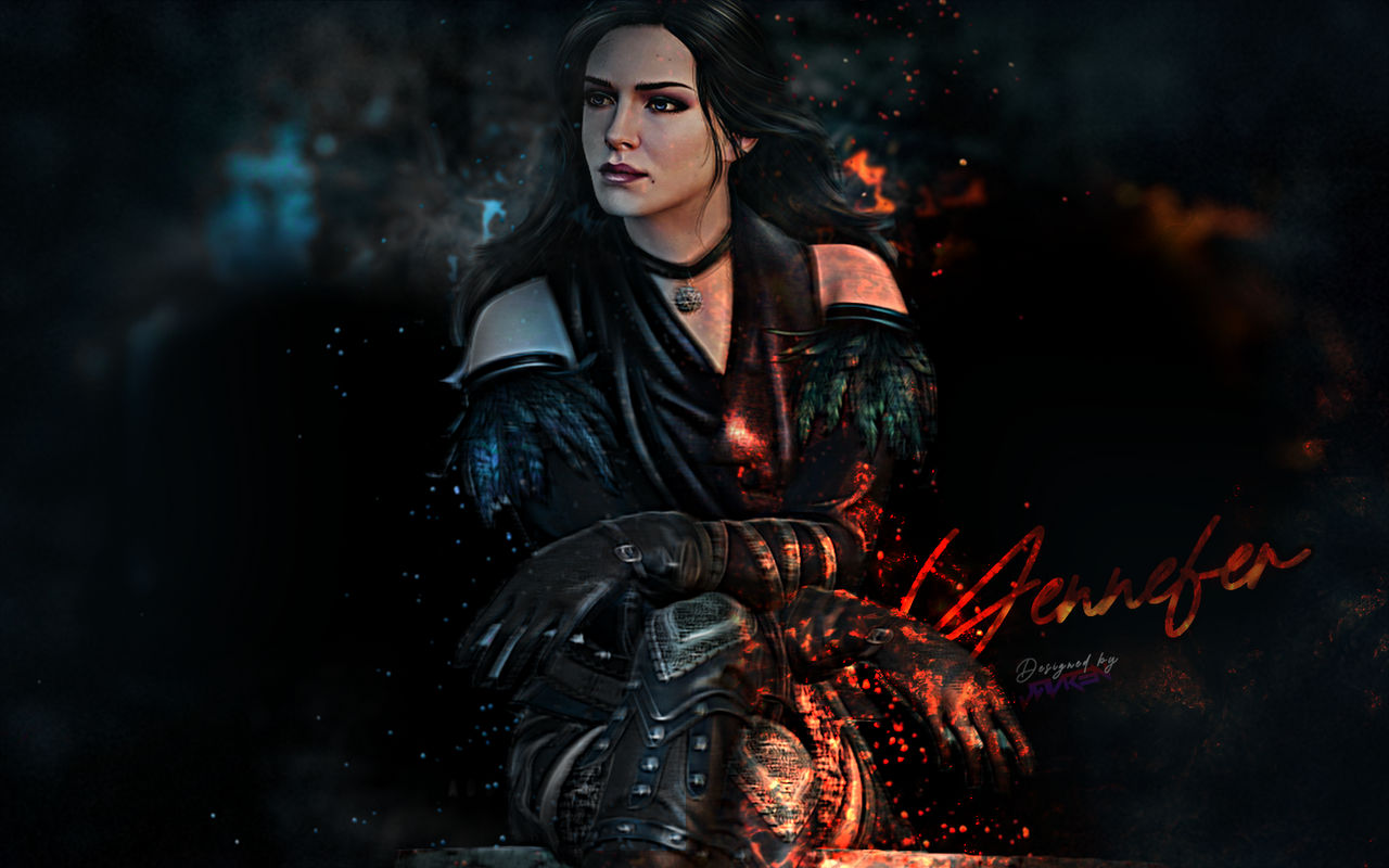 Yennefer Wallpaper The Witcher 3 Wild Hunt By
