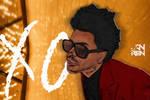 The Weeknd Vector