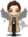 Chibi Castiel by 00QuothTheRaven00