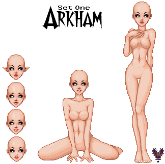 Base Set: Arkham 1 by 00QuothTheRaven00