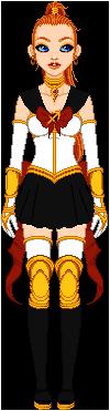 Sailor Sagittarius by 00QuothTheRaven00