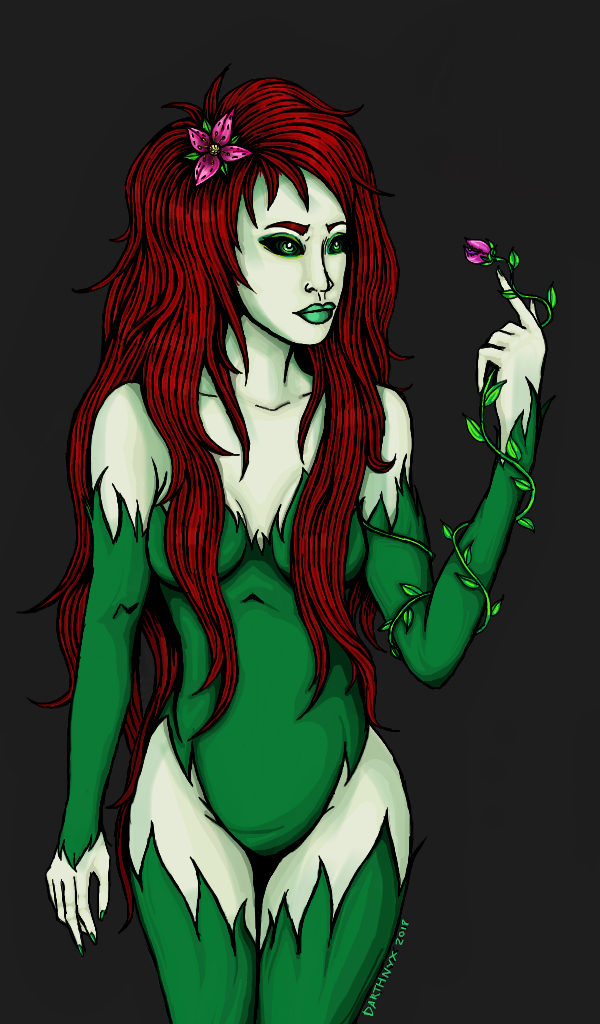 Poison Ivy by 00QuothTheRaven00