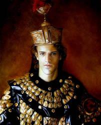 Stewart Copeland Portrait by nicolepellegrini