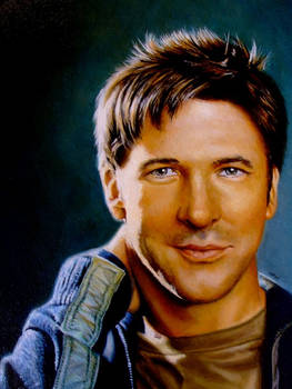 Portrait of John Sheppard