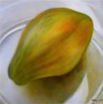 Golden Papaya by nicolepellegrini