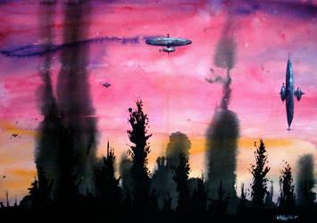 Exodus by nicolepellegrini