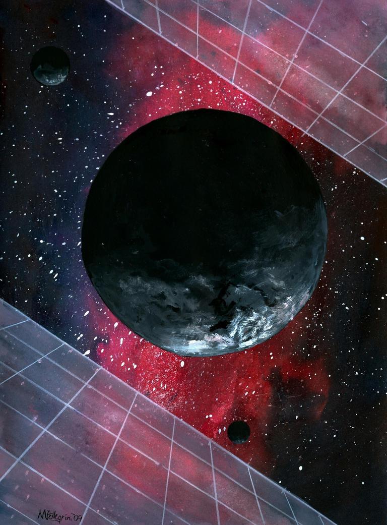 Beyond the Grid by nicolepellegrini