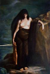 Sappho by nicolepellegrini