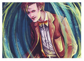 Eleven by cosmic-sans