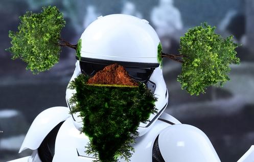 Forest Trooper! by Jadenkorr1202