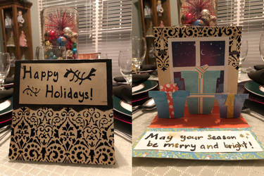Holiday Card Project 2018