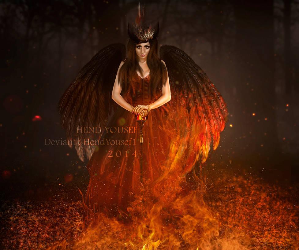 Demons Eyes by HendYousef1