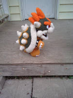 Bowser Amigurumi by Ashler-Sauce