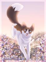[YCH] Fallyn's Flowery Hill by Flora-Tea