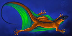 Paleovember 8: Sharovipteryx