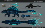 Monster Hunter Creature Design (See Desc)