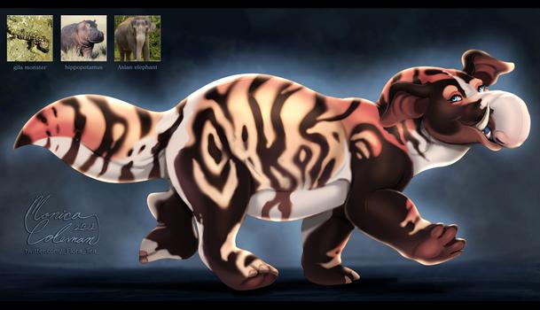 [sold] Hybrid Beast 3