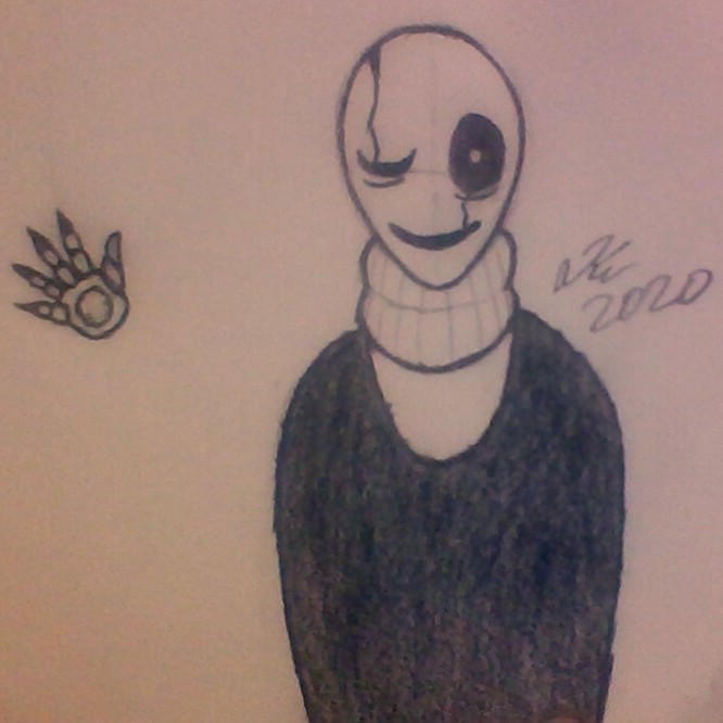 100+ Watchers Adopt a Gaster! (read desc)