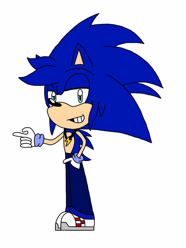 Zachary The Hedgehog .:ADOPT:. Zach ...