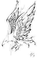 Inkblot Hawk