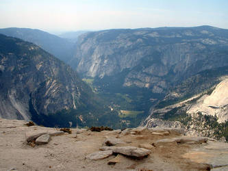 Yosemite - Hike to Halfdome 4 by composmentis