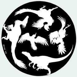 Wheel of Evolution by Domain-of-Darwin