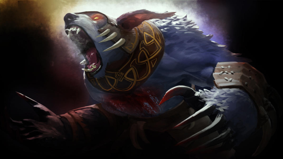 dota 2 ursa by jaidalockai on deviantart