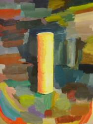 A study in yellow-The Stalker by Castiel-Abhorsen