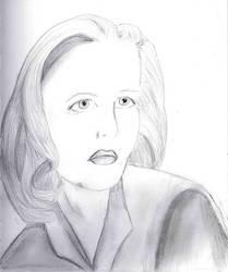 Scully by Castiel-Abhorsen