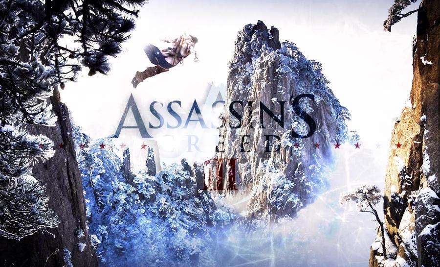 Assassins creed 3 by Vladisakov