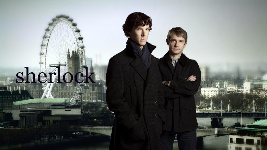 BBC Sherlock by Vladisakov