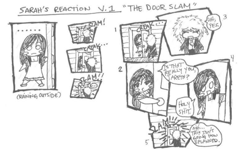 Labyrinth The Door Slam by dulcis-absinthe ...  sc 1 st  dulcis-absinthe - DeviantArt & Labyrinth: The Door Slam by dulcis-absinthe on DeviantArt