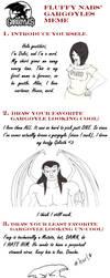 Gargoyles Meme by dulcis-absinthe