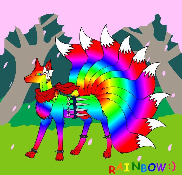 Warriors Of The Rainbow 2 Vietsub: DragonFoxKai's DeviantArt Gallery