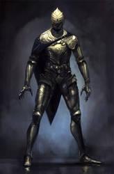 Golden Armor by Haco1